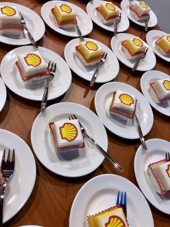 Shell gebak